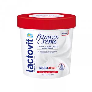 Lactovit Lactourea Crema Idratante Viso E Corpo Pelle Secca E Molto Secca 250ml