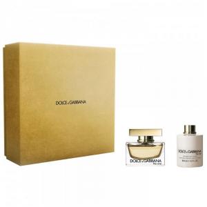 Dolce and Gabbana The One Eau De Parfum Spray 75ml Set 2 Parti 2019