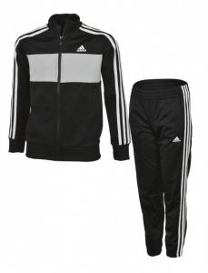Tuta Adidas Intera Bambino Black/White DV1739