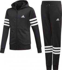 Tuta Adidas Intera Bambino Black ED4638