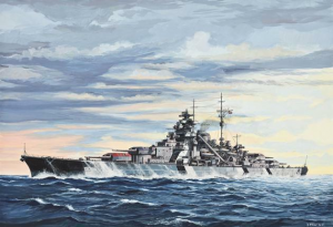 BISMARCK (NEW TOOLING)