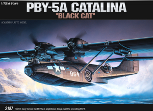 PBY-5A Black Catalina