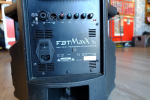 USATO! DIFFUSORE AMPLIFICATO FBT MAXX5A - SOLO CONSEGNA A MANO