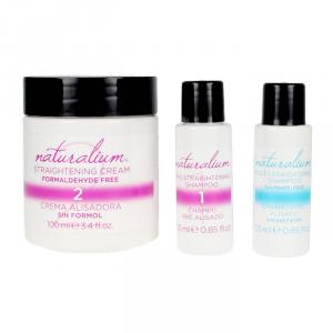 Naturalium Hair Straightening Home Kit