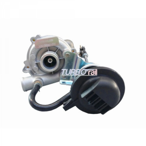 Turbina/Turbocompressore/Turbo Turborail Smart ForTwo Roadster - 900-00147-000