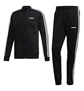 Tuta Adidas Mts B2bas 3s C Black/White DV2448