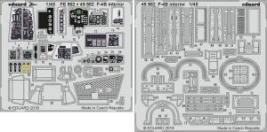 F-4B interior