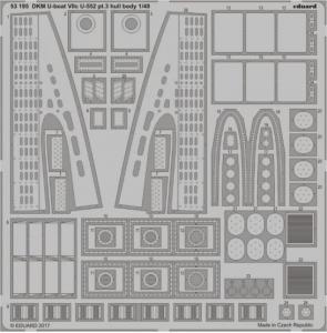 DKM U-BOAT VIIC U-552