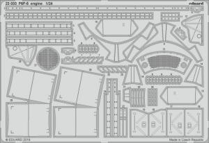 F6F-5 ENGINE
