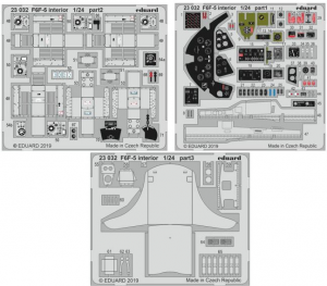 F6F-5 INTERIOR