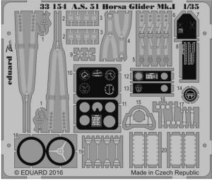 A.S.51 HORSA GLIDER MK.I