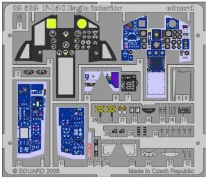F-15C EAGLE INTERIOR