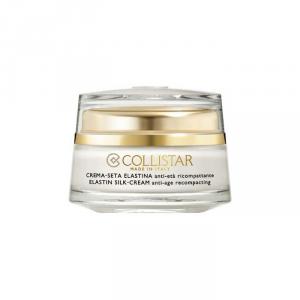 Collistar Active Pure Elastin Silk Cream Anti Age Recompacting 50ml