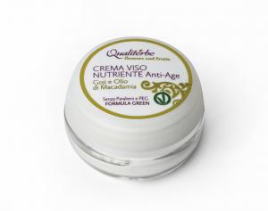crema viso nutriente anti age e bioattivante Flowers and Fruits