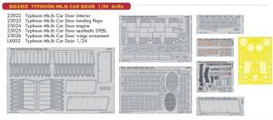 Typhoon Mk.Ib Car Door