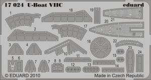 U-BOAT VIIC