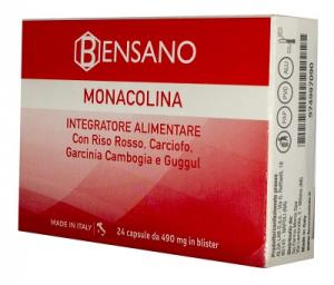 Bensano Monacolina 24 cps