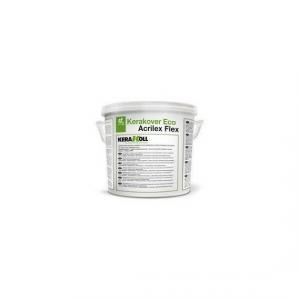 Kerakoll kerakover acrilex flex 4l bianca