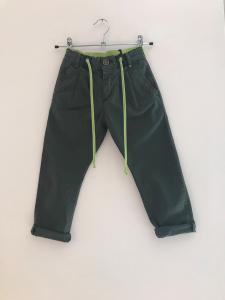 Pantalone verde militare