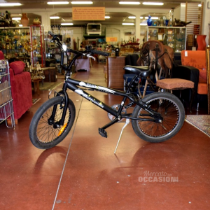 Bicicletta Bmx Bottecchia Nera S