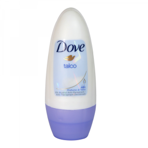 DOVE Talco Deodorante Roll On 50ml