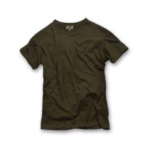 T-shirt Follow me verde