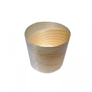 Vaschetta in legno ø 4.5 x 4.3
