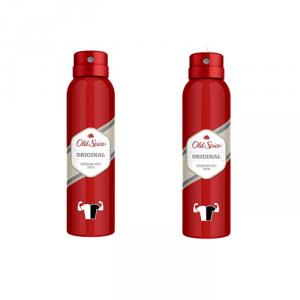 Old Spice Original Deodorante Spray 150ml Set 2 Parti 2019