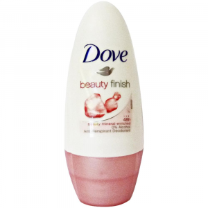 DOVE deodorante roll on beauty finish 50 ml