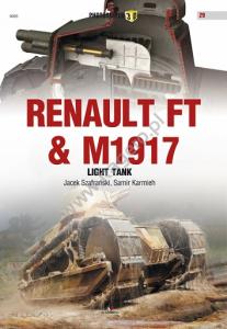 Renault FT & M1917 Light Tank