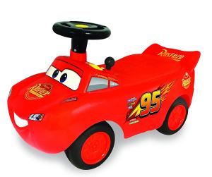 Primi passi Saetta McQueen Cars