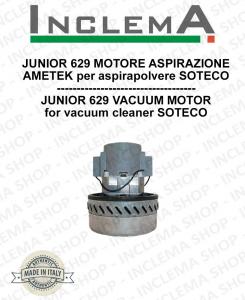 JUNIOR 629 MOTORE ASPIRAZIONE AMETEK per aspirapolvere SOTECO