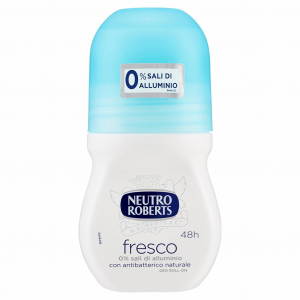 NEUTRO ROBERTS Fresco Deodorante Roll On 50ml