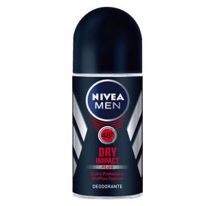 NIVEA MEN Deodorante roll on Dry Impact 50 ml