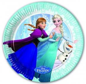 Piatto Frozen 23 cm