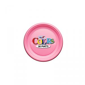 Piatti Frutta colors Rosa