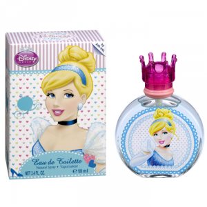 Disney Princess Cinderella Eau De Toilette Spray 100ml