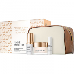 Anne Moller Rosage Extra Rich Cream Spf15 50ml Set 4 Parti 2019