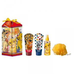 Disney The Lion King Eau De Toilette Spray 100ml Set 4 Parti 2019
