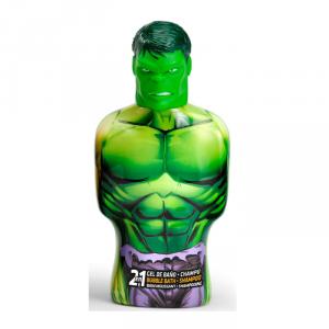 Marvel Hulk Shower Gel & Shampoo 475ml