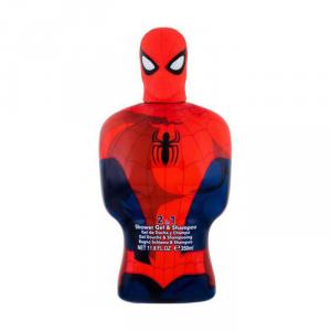 Marvel Spiderman Shower Gel & Shampoo 350ml