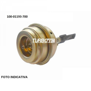 Valvola Wastegate Turborail 159 Croma Transit Astra H Rio - 100-01193-700