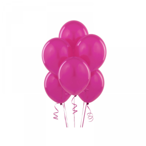 Palloncini in lattice fucsia