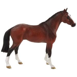 Statuina Animal Planet Cavallo Olandese a sangue caldo