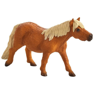 Statuina Animal Planet Cavallo Pony Shetland