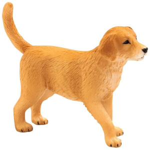 Statuina Animal Planet Cane Cucciolo di Golden Retriever