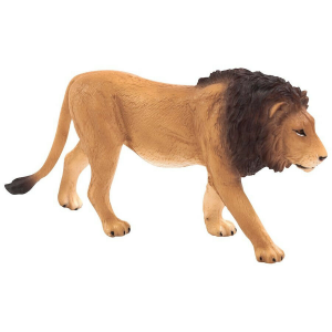 Statuina Animal Planet Leone maschio