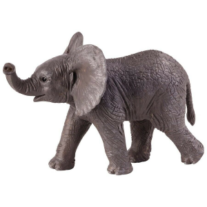 Statuina Animal Planet Elefante africano vitello