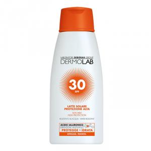 Dermolab Latte Solare Viso E Corpo Spf30 200ml