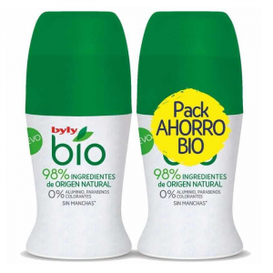 Byly Bio Deodorante Roll On 2x50ml